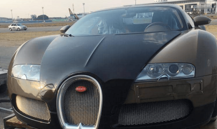 1 of 40 Bugatti Veyron Worth $2 Million Delivered in Zimbabwe