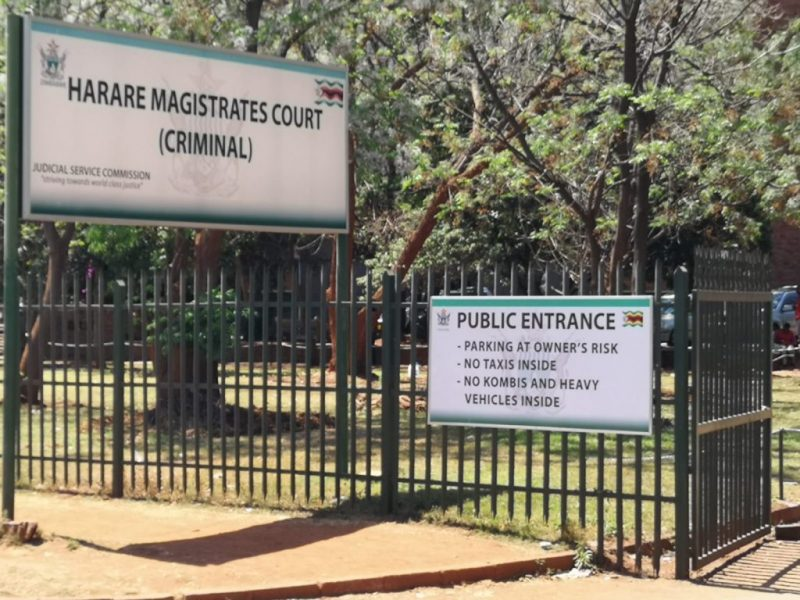 Harare-Courts