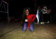 Drama At Jah Prayzah's Show As Woman Gets 'Possessed' By Ancestral Spirits