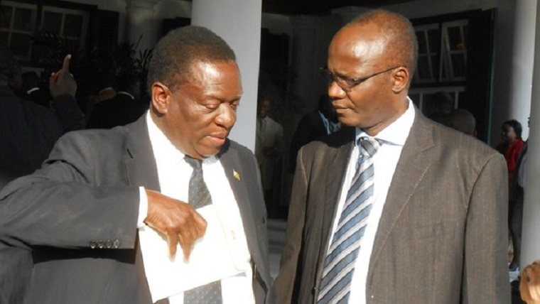 Election Rigging 'Skeletons' Haunting Mnangagwa - Jonathan Moyo
