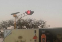 Chitungwiza town gets first traffic robot!