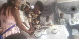 Wedding Ceremony Turns To Mock Wedding As Bride And Groom Pull 'No Show'