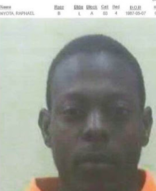 ESCAPED ZIM ROBBER RE-ARRESTED IN SA