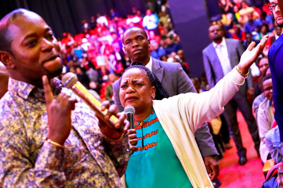 """""""Chiwenga Stepped On The Tail Of A Lion But i Can Help Him"""", Says Prophet"""