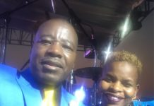 CHARAMBA AND WIFE