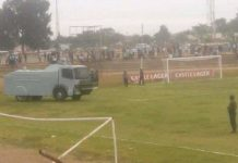BOSSO HAMMERED, FANS RUN AMOK
