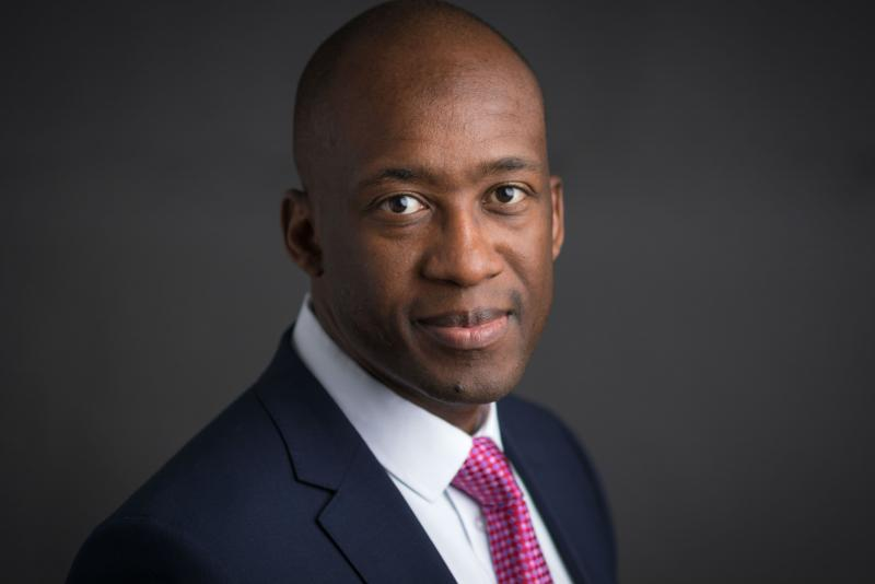 ZIMBA NAMED CEO OF TOP LONDON FIRM