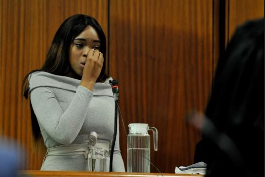 Rape Witness Zondi Questioned About Pastor Omotoso's 'Size' And She Stands Firm