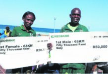 ZIMBA WINS LEGENDS MARATHON