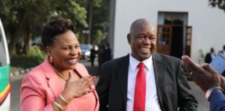 MUTSVANGWA FACES THE BOOT