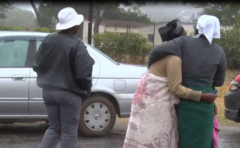 Rusape Horror Crash: Emotional Scenes As Victims' Relatives Pour In To Identity Their Loved Ones' Bodies