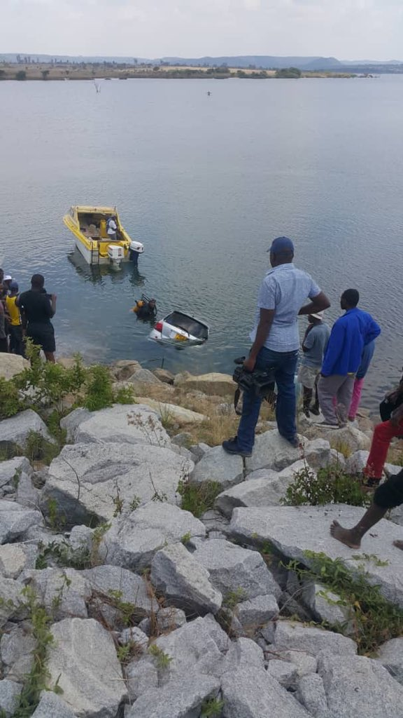 Joyride At The Dam Ends In TRAGEDY For High School Students As One Drowns