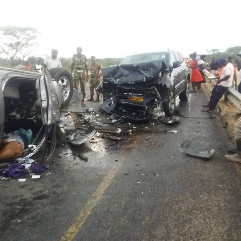 Four Reported Dead In Horrific Kwekwe Accident