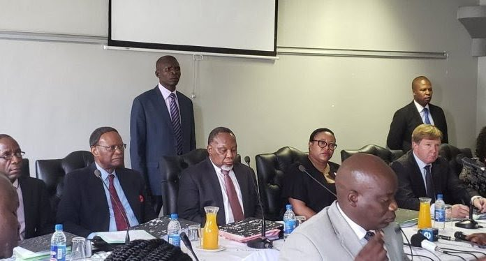 Commission Of Inquiry On Harare Army Killings Comes To An End