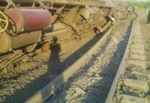 Horror As Yet Another NRZ Train Derails At Exactly The Same Spot