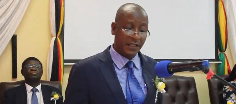 """Govt Ready To Deal With Chamisa If He Crosses """" Red Line"""" : Ziyambi"""