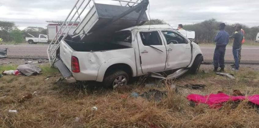 MDC Bigwig DIES In Horror Crash