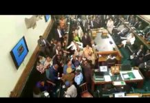 Violence At Parliament : MDC Legislators Hospitalized