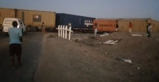 Truck Ripped Apart By Train In Masvingo – Beitbridge Road