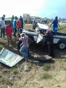 ZRP Vehicle Involved In 'Deadly' Accident