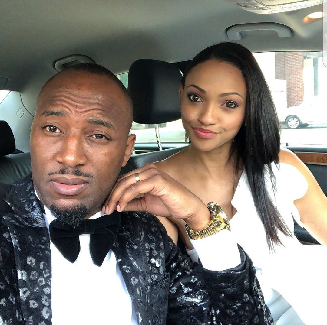 Mudiwa Finally Drops Private Wedding Pics With HOT Bae