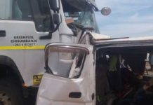 Another Accident...Nine people feared dead !