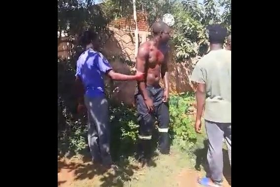 Man Caught Red Handed B_onking Friend's Wife