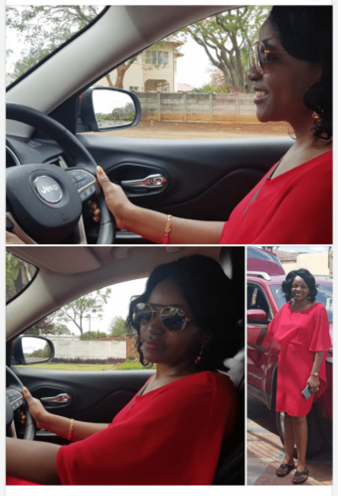 Prophet Chiza Buys Wife A Jeep Cherokee For Christmas