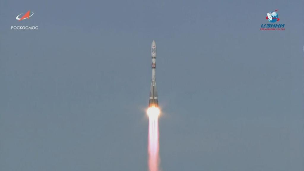 S.A LAUNCHES MOST ADVANCED SATELLITE...WHILE WE LAUNCH QUEUES