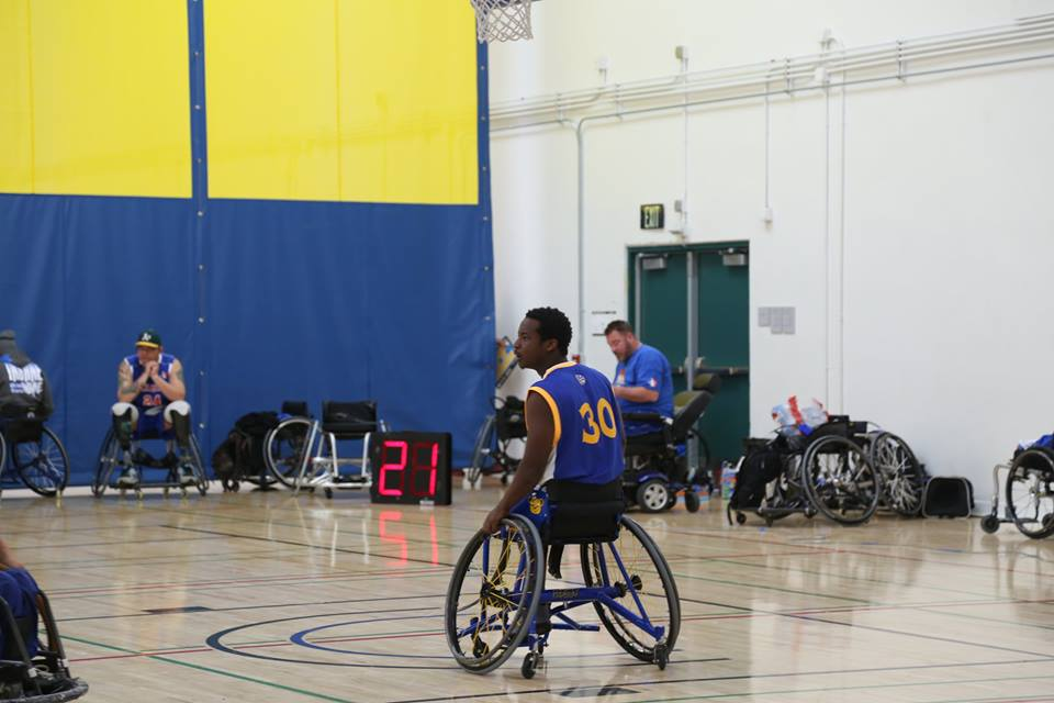 Meet The Zimbabwean Who Plays For The Golden State Road Warriors