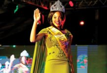 Meet Miss India Zimbabwe