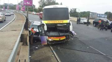 Bus Accident Driver Caught At Border To Escape