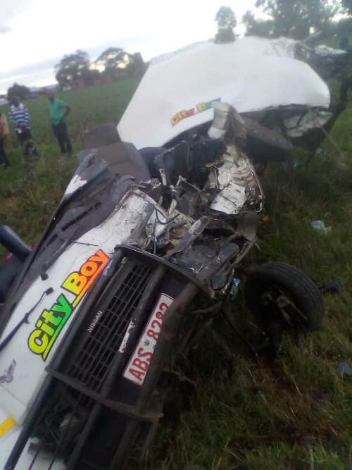 Murehwa accident death toll rises to 14