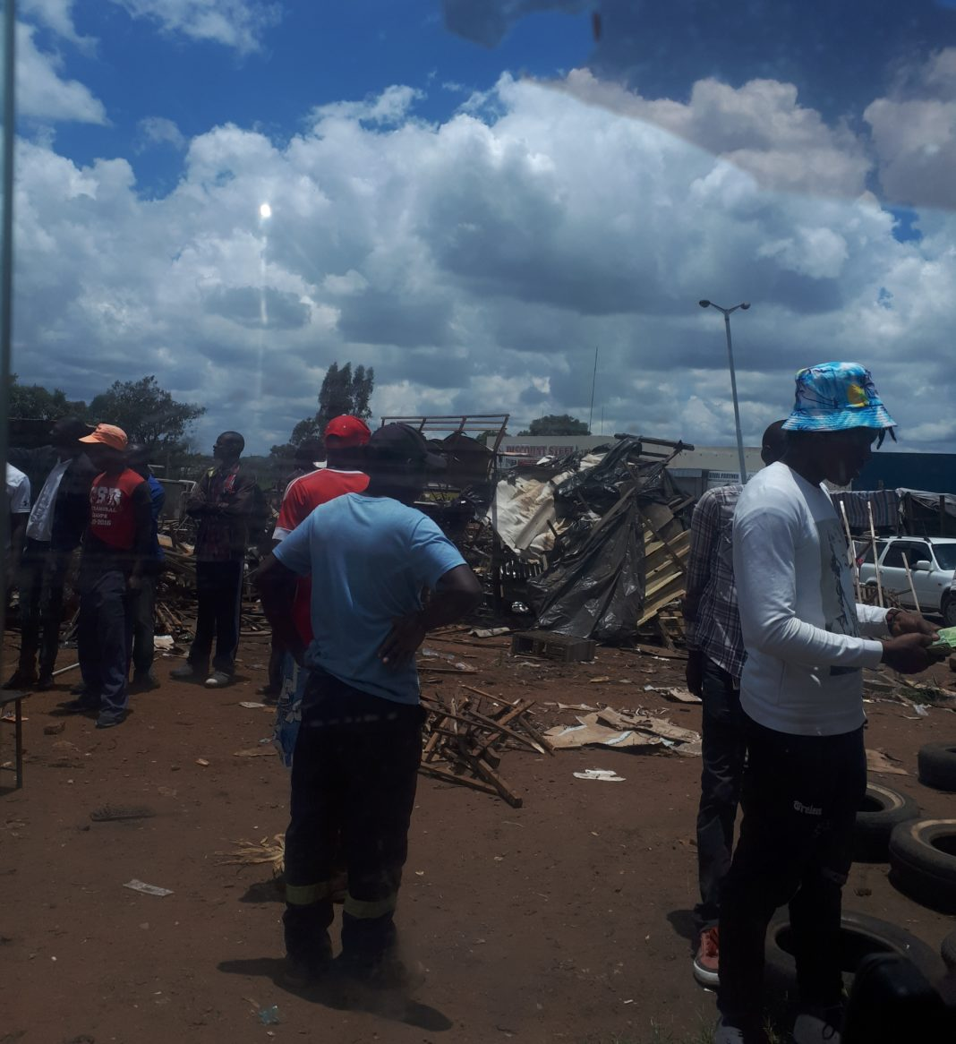 """Harare City Council Vows To Continue """"Clean Up Exercise"""" On All Illegal Structures"""