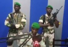 Gabon Army Launch Operation Restore Legacy