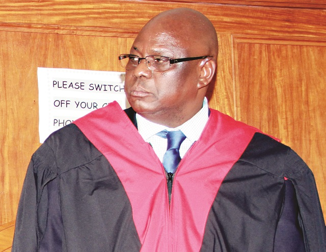 Chief Magistrate Guvamombe arrested