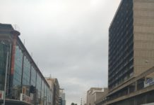 Harare CBD Deserted As People Stay At Home On Day 2 Of #ShutdownZimbabwe