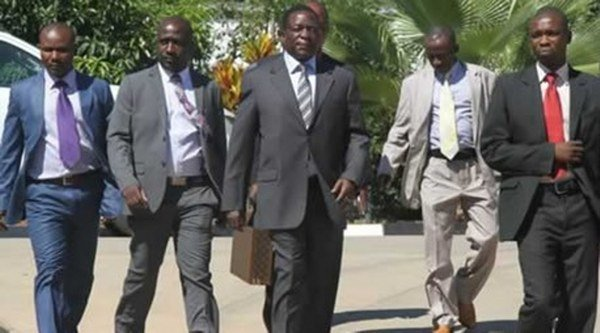 Mnangagwa Returns To Work After Chiwenga Fails To Break Doctors' Strike
