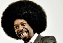 SA Singer Pitch Black Afro Arrested Over Wife's Death