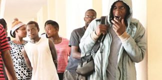 CHOPPIES LOOTERS IN COURT
