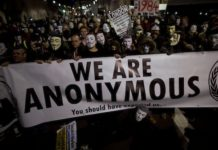 Hacktivists Group 'Anonymous' Takes Down Zim Gvt Websites, Threatens To Go After Banking System