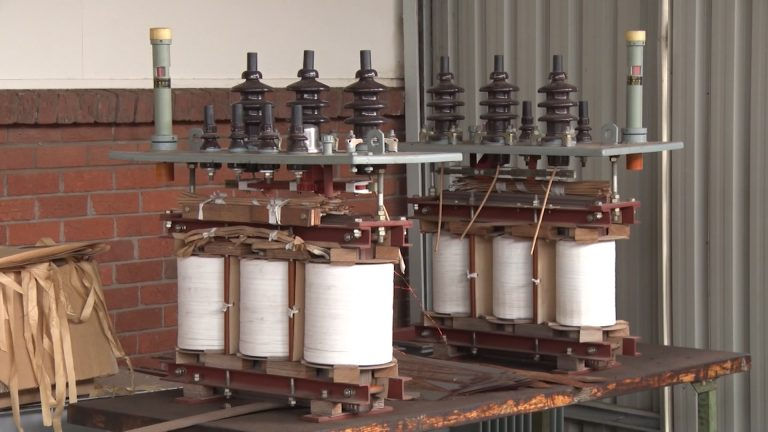 HIT finally manufactures electricity transformers