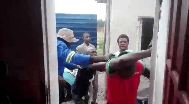 Petrol Attendants Bashed At Puma Service Station