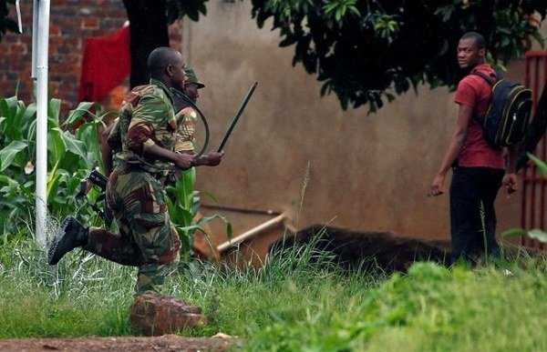 'Army murders and rapes citizens during internet shutdown' says Jonso