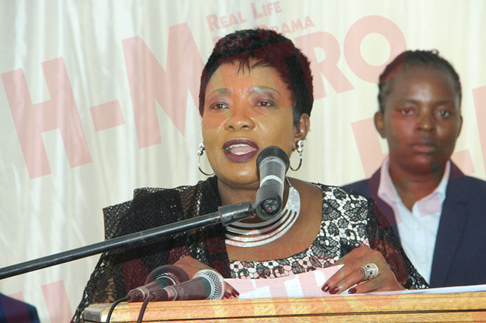 I will not stop: First Lady