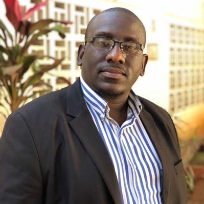 Former Sunday Mail Editor Edmund Kudzayi Arrested