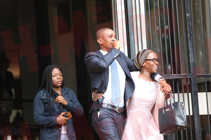 Tears as man is acquitted of rape