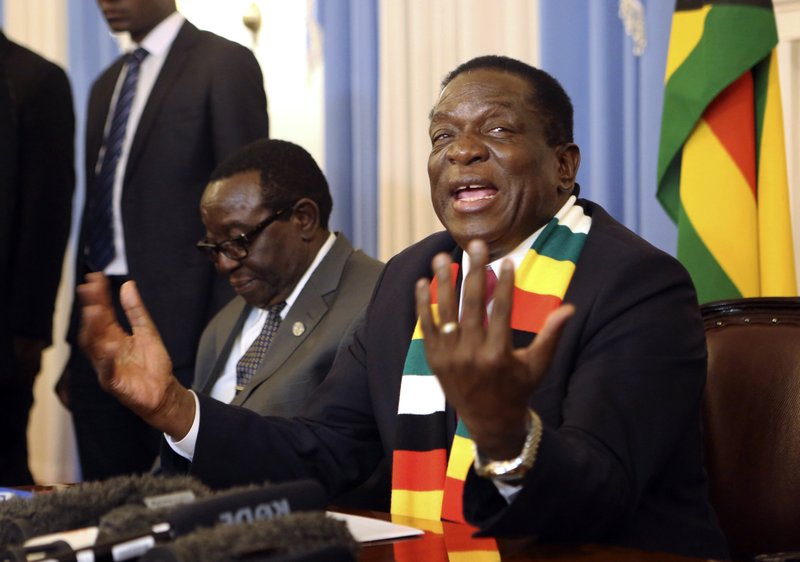 Mnangagwa dialogue prayer snub was a Chamisa payback, says Mutodi