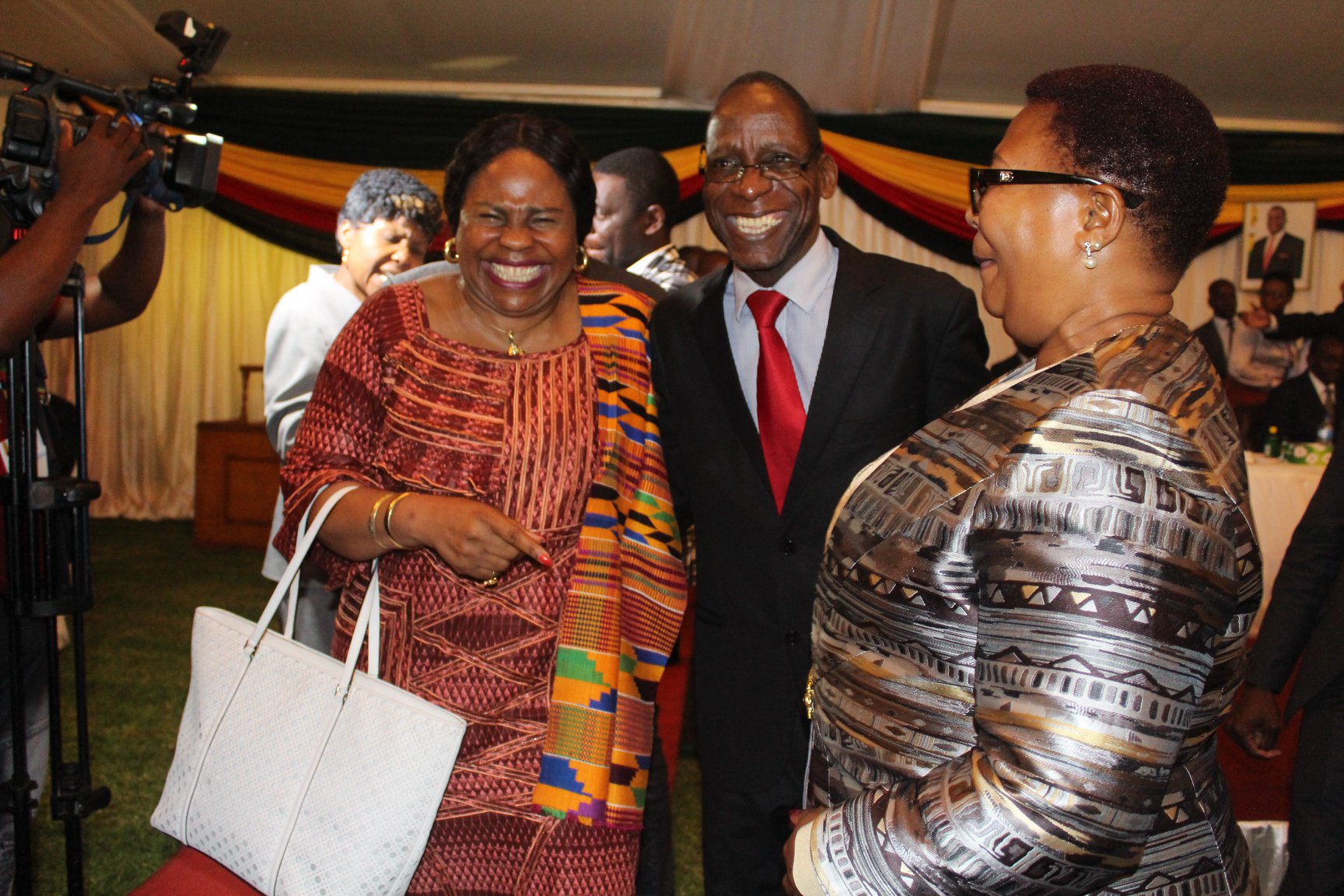 Khupe And Madhuku's Comments After Mnangagwa Meeting