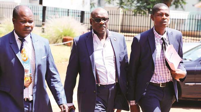 Parirenyatwa denies 'criminal abuse of office'